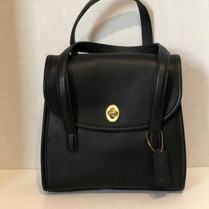 Authentic Rare Vintage Coach Belmont Bag